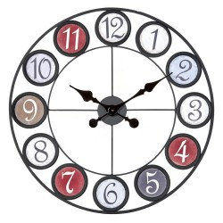 Horloge Factory 60 cm