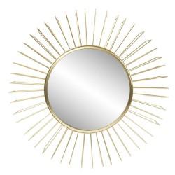 Miroir rond Hélios 47 cm