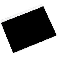 MA4C 10 feuillets de classement photos A4 fond noir