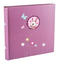 Album photo traditionnel Foxy violet 240 photos 10x15 cm