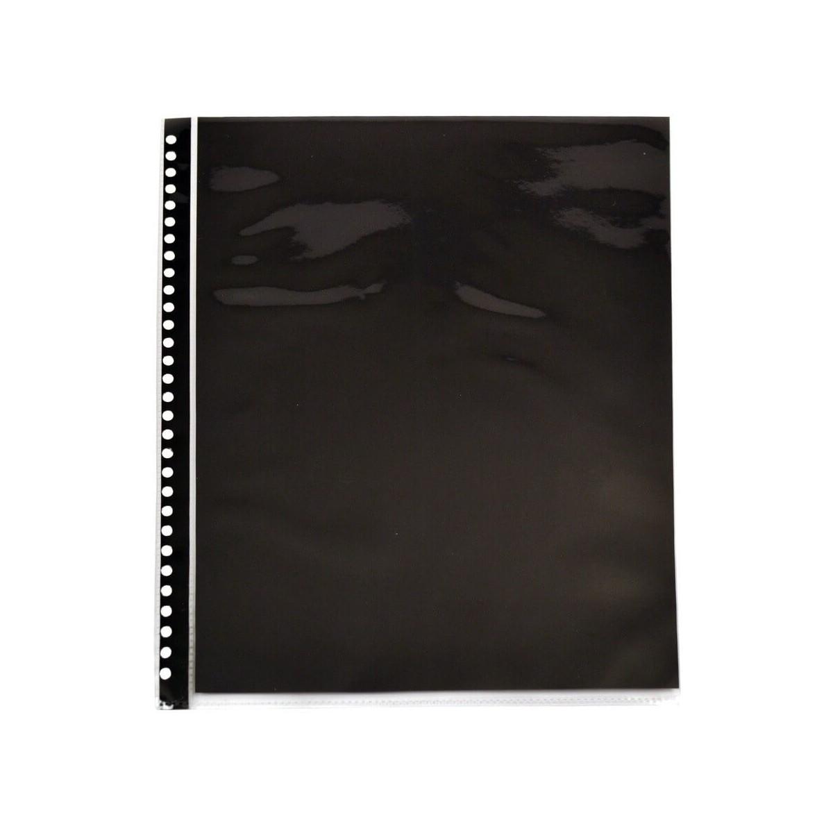 10 feuillets polypropylène A4 pour book photo Ialta, Premium et Texas