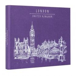 Album photo traditionnel escapade à Londres 120 photos 10x15 cm