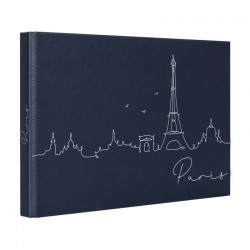 Album photo traditionnel Lineart Paris 180 photos 10x15 cm