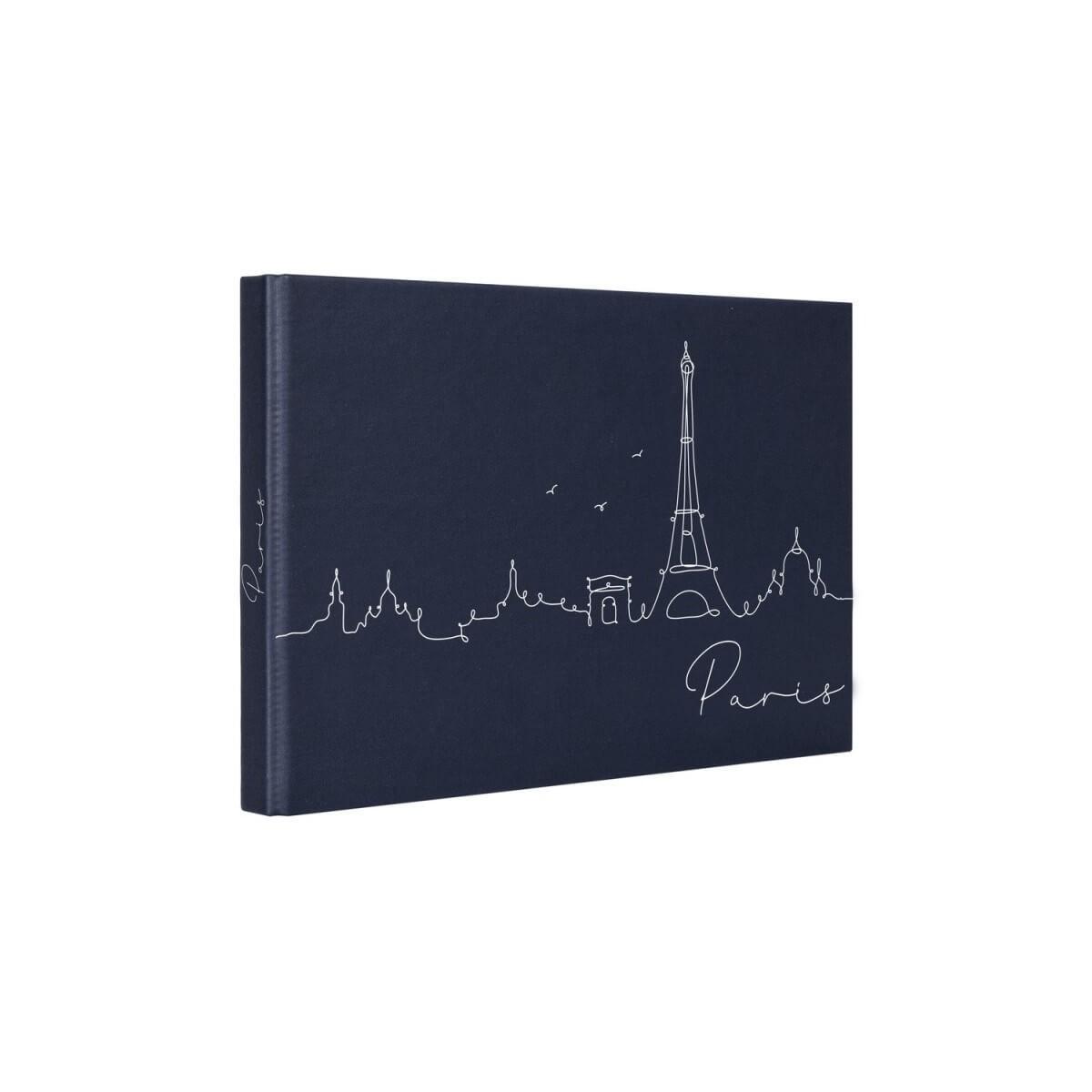 Album photo traditionnel Lineart Paris 180 photos 10x15 cm