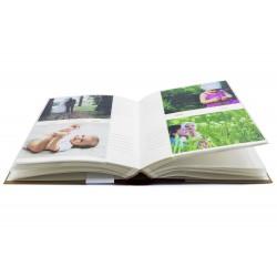 Album photo pochettes Greenearth 200 photos 11,5x15 cm avec photos