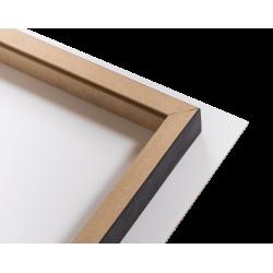 Tableau sur verre synthétique angle 1