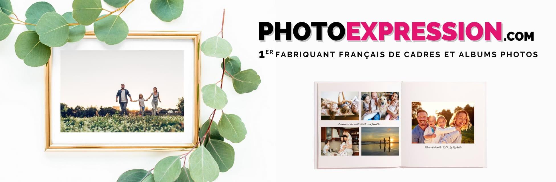 1er fabricant français de cadres et albums photo